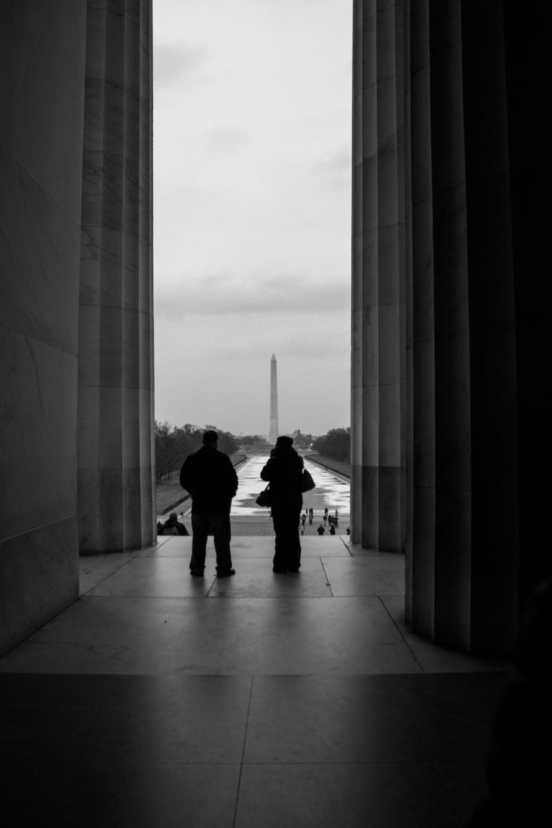 Washington Lincoln Memorial