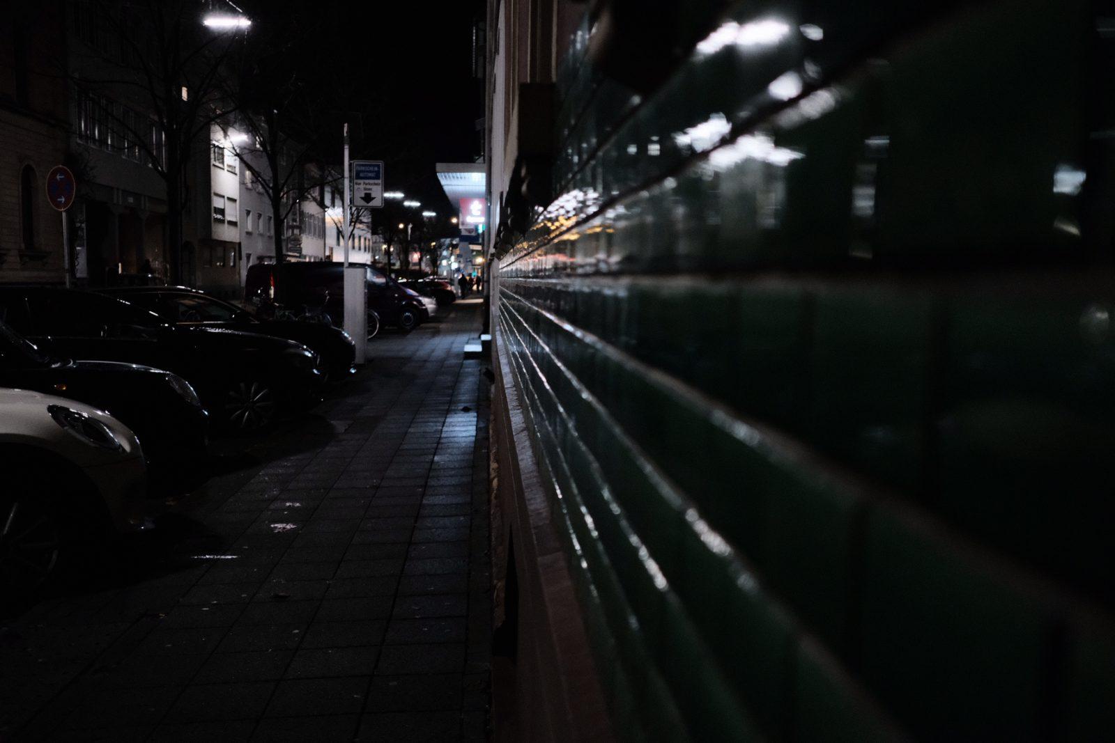 Tag 44 von 366: Night Vision